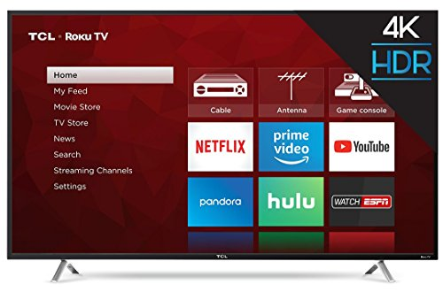TCL 55S405 55 Inch Ultra Smart Roku TV