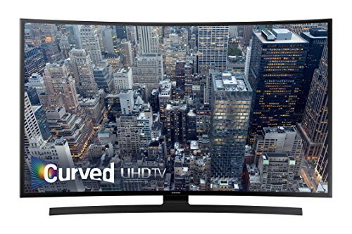 Samsung UN55JU6700 curved 55 inch smart UHD tv