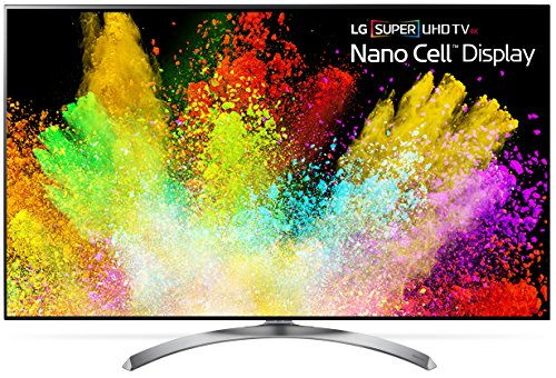 LG Electronics 55SJ8500 55 inch nano cell display tv