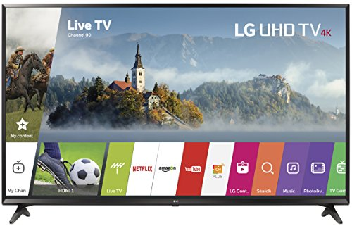 LG Electronics 49UJ6300 49inch ultra hd tv
