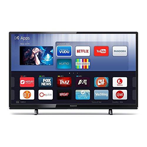 Magnavox 50-inc Smart LED TV