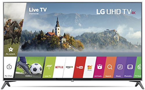 LG 55UJ7700 4K Ultra HD TV for games consoles