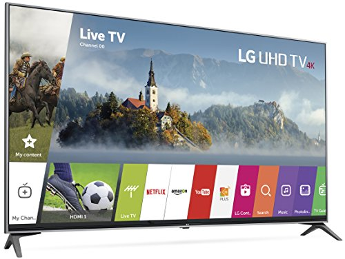 LG 55UJ7700 55inch ultra hd 4K tv