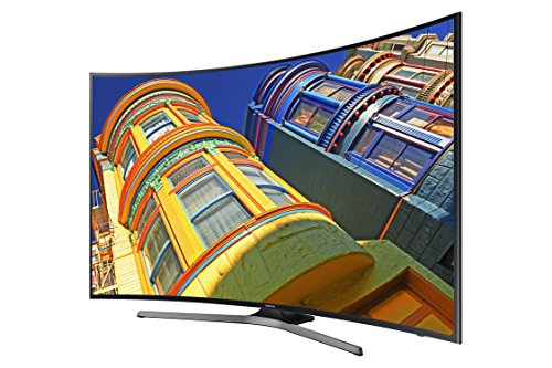 Samsung Curved 49-inch smart tv