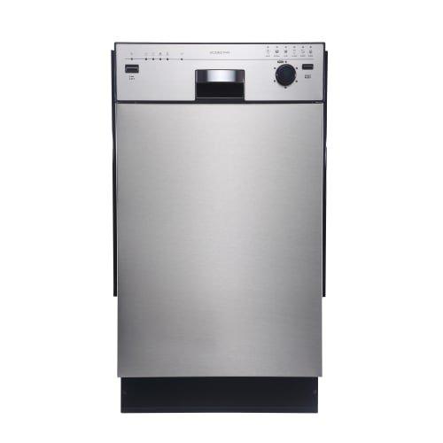 "EdgeStar BIDW1801SS 18"" Built-In Dishwasher"