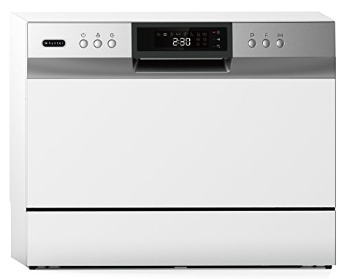 Whynter CDW-6831WES Energy Star Countertop Portable Dishwasher