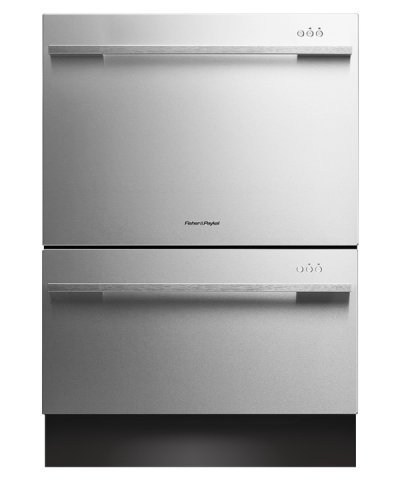 "Fisher Paykel DD24SCHTX7 DishDrawer Tall 24"" Stainless Steel Semi-Integrated Dishwasher"