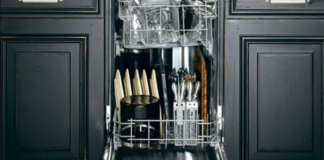 18 inches dishwasher
