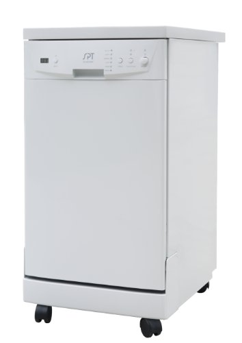 SPT SD-9241W Energy Star Portable Dishwasher