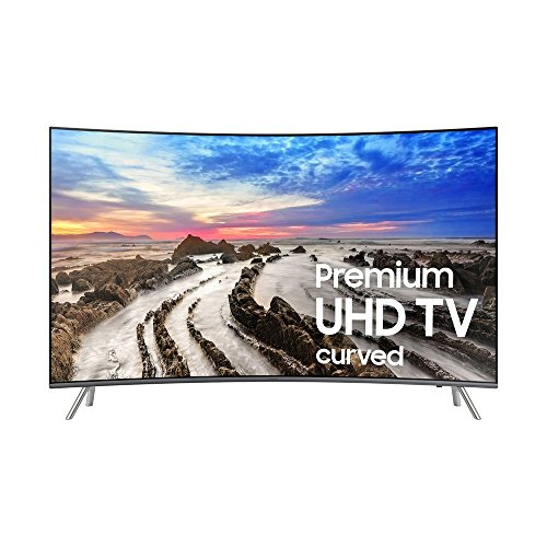 Samsung Electronics UN65MU8500 curved 65 inch tv