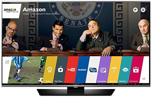 LG Electronics 65LF6300 65 inch smart tv
