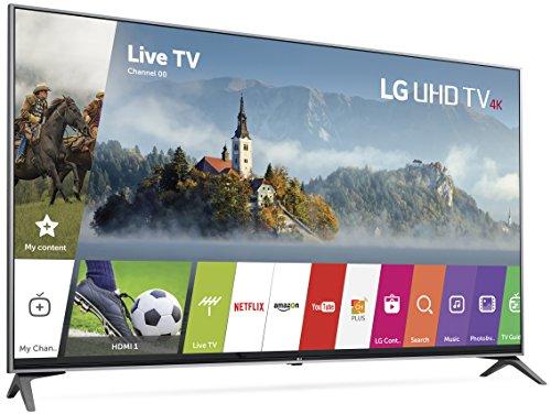 LG 55UJ7700 55inch ultra hd 4K tv