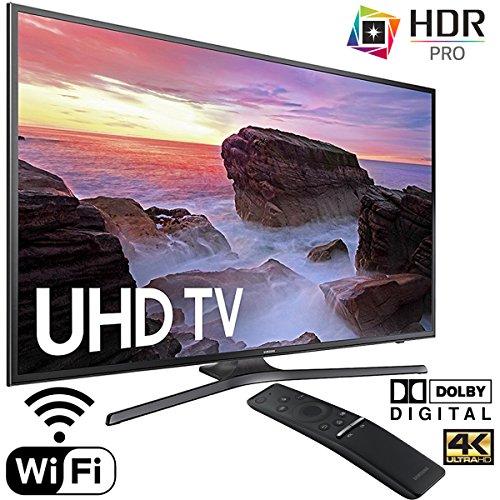 Samsung UN65MU6300F Ultra HD Gaming TV